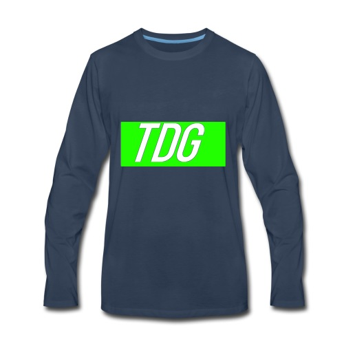 TDG Limited Merch! - Men's Premium Long Sleeve T-Shirt