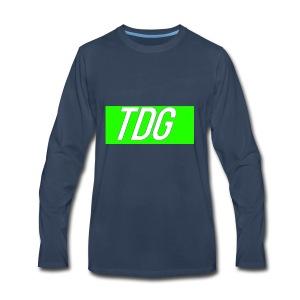 TDG Limited Merch! - Men's Premium Long Sleeve T-Shirt