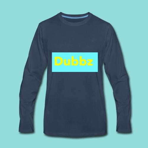 D9D68867 4CFE 4E4F A08A 0B94839C6AE4 - Men's Premium Long Sleeve T-Shirt