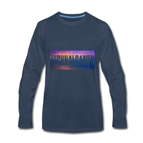 Youtube And Twitch Merch - Men's Premium Long Sleeve T-Shirt