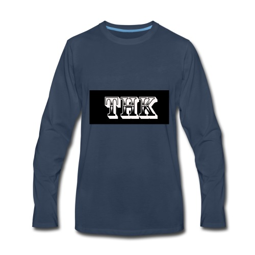 thk by talal - Men's Premium Long Sleeve T-Shirt