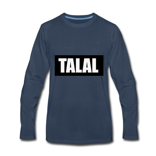 TALAL BY ME. - Men's Premium Long Sleeve T-Shirt