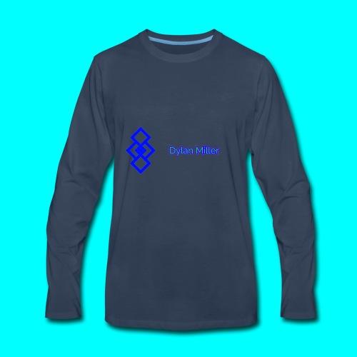 Dylan Miller - Men's Premium Long Sleeve T-Shirt