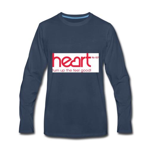 hearts - Men's Premium Long Sleeve T-Shirt