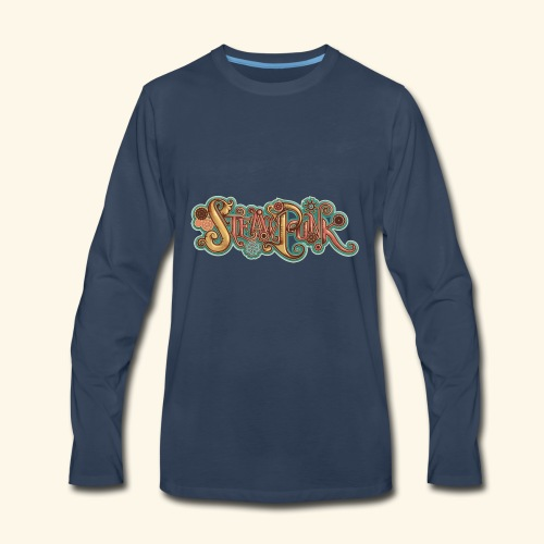 steampunk - Men's Premium Long Sleeve T-Shirt