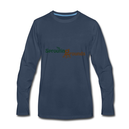 Sprouting Grounds 2016 - Men's Premium Long Sleeve T-Shirt