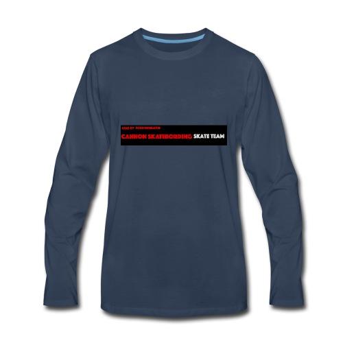 New Skate team apperal - Men's Premium Long Sleeve T-Shirt