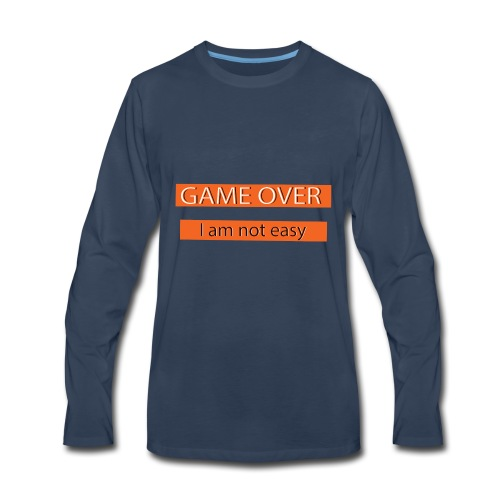 Game over - Men's Premium Long Sleeve T-Shirt