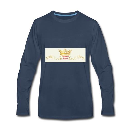 zs - Men's Premium Long Sleeve T-Shirt