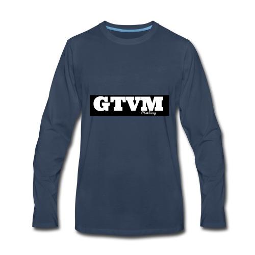 GTVMclothing - Men's Premium Long Sleeve T-Shirt