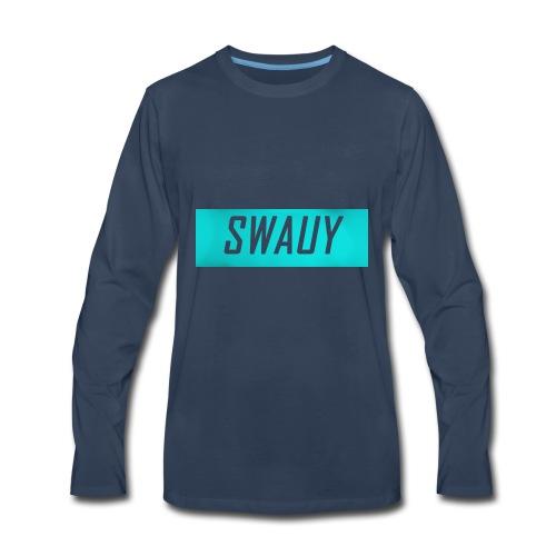 Swauy - Men's Premium Long Sleeve T-Shirt