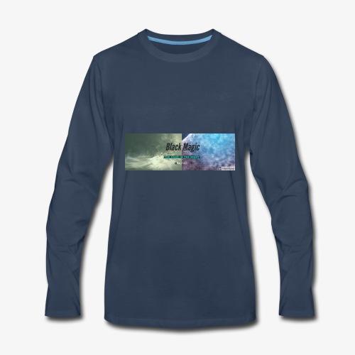 Black Magic - Men's Premium Long Sleeve T-Shirt