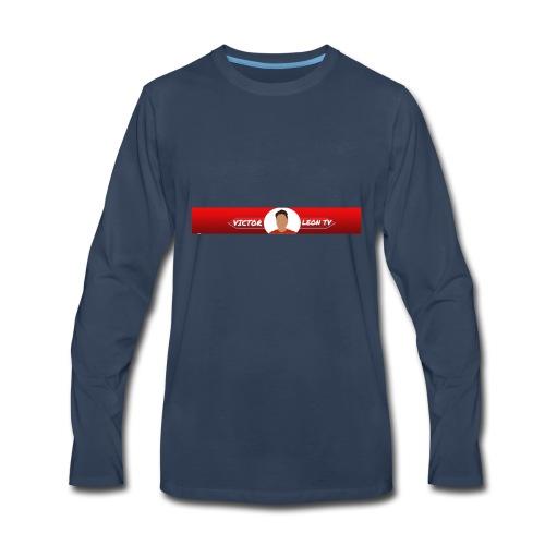 Victor leon - Men's Premium Long Sleeve T-Shirt