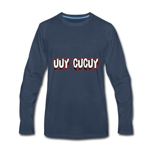 UUY CUCUY PRODUCTS - Men's Premium Long Sleeve T-Shirt