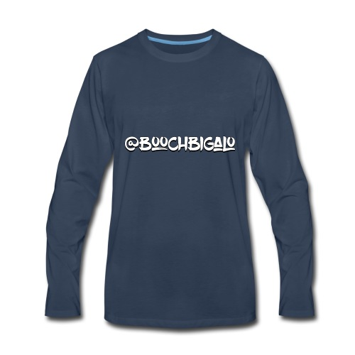 @BoochBigalo - Men's Premium Long Sleeve T-Shirt