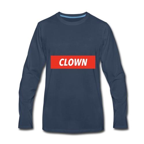 CLOWNWEAR ! - Men's Premium Long Sleeve T-Shirt