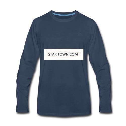 STAR TOWN - Men's Premium Long Sleeve T-Shirt
