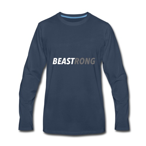 BEAST EDITION #2 - Men's Premium Long Sleeve T-Shirt