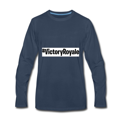 VictoryRoyale - Men's Premium Long Sleeve T-Shirt