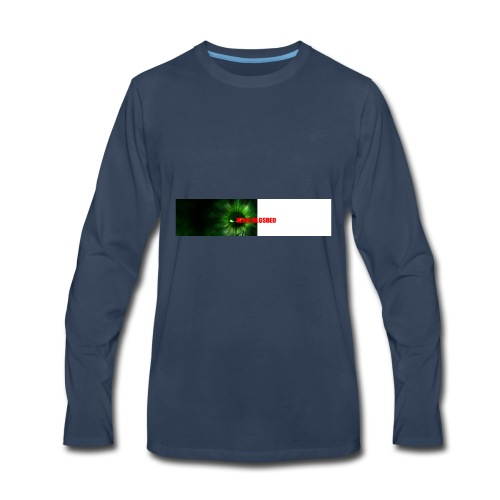 UntitledE - Men's Premium Long Sleeve T-Shirt