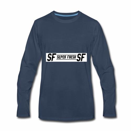 SUPER FRESH - Men's Premium Long Sleeve T-Shirt