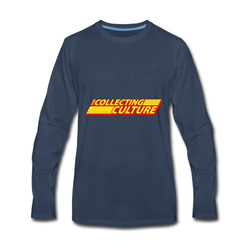 The Collecting Culture - Men's Premium Long Sleeve T-Shirt