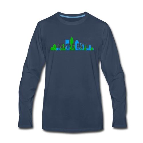 Tampa FS Dark - Men's Premium Long Sleeve T-Shirt