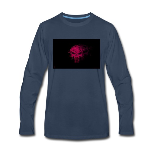 hkar.punisher - Men's Premium Long Sleeve T-Shirt