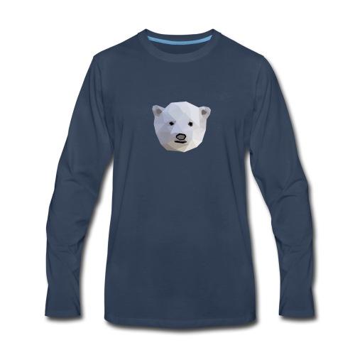 ResQ IceCold - Men's Premium Long Sleeve T-Shirt