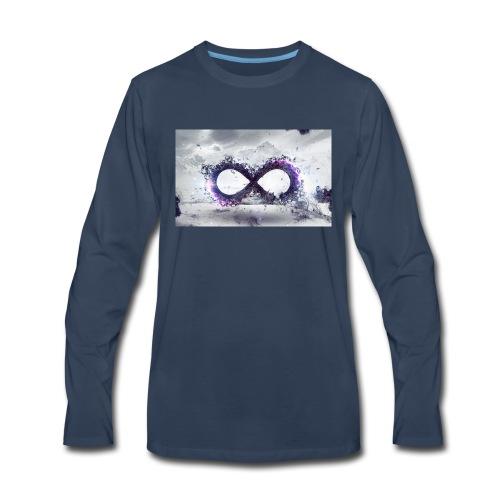 11EA052A C46E 42DB 8968 01C1D895EB58 - Men's Premium Long Sleeve T-Shirt