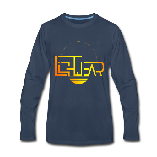 Official Lightwear Gear - Men's Premium Long Sleeve T-Shirt