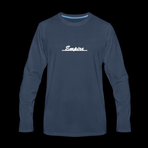 hoodie2 - Men's Premium Long Sleeve T-Shirt