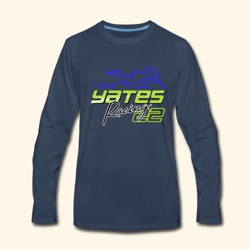 Yates Racing - Men's Premium Long Sleeve T-Shirt