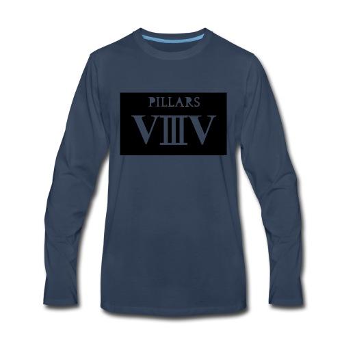 Pillars 535 - Men's Premium Long Sleeve T-Shirt