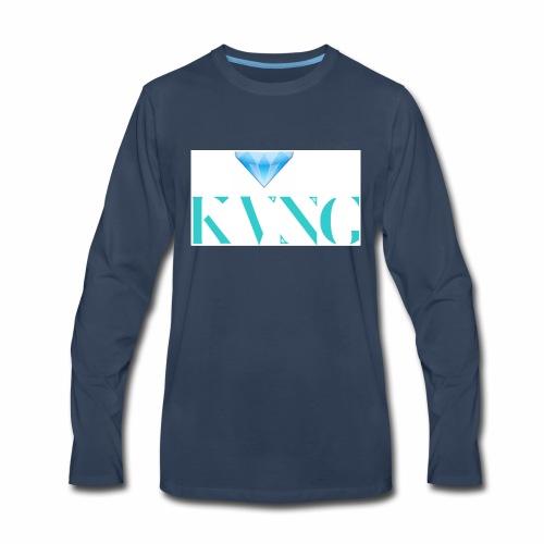 Kvng - Men's Premium Long Sleeve T-Shirt
