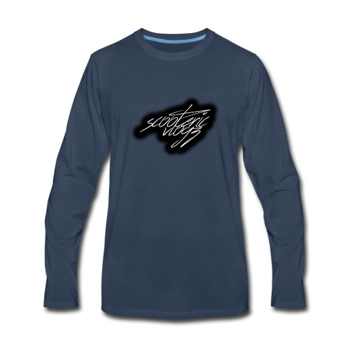 sv signature - Men's Premium Long Sleeve T-Shirt