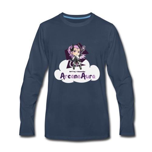 ArcaneAura - Men's Premium Long Sleeve T-Shirt