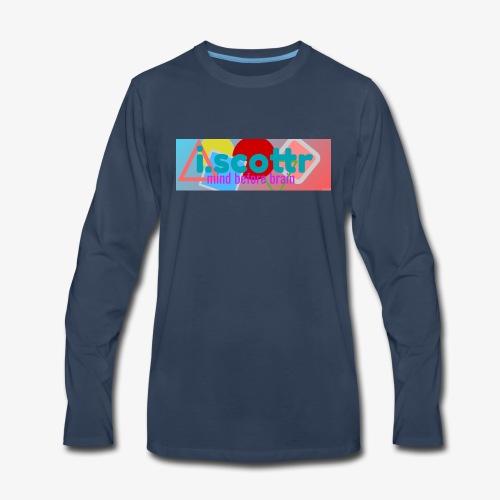 the i.scottr - Men's Premium Long Sleeve T-Shirt