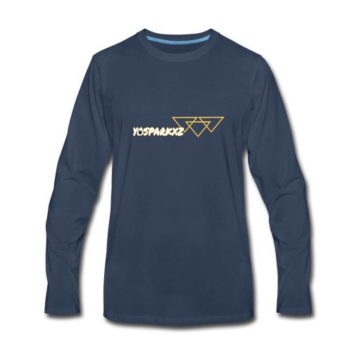 yosparkxz - Men's Premium Long Sleeve T-Shirt