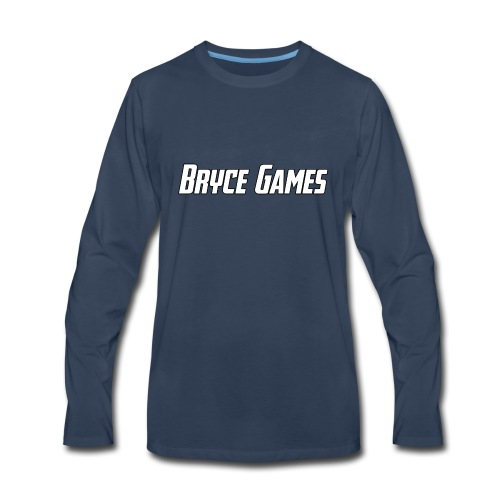 Bryce Games - Men's Premium Long Sleeve T-Shirt