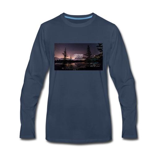 Fluffy's Designs - Men's Premium Long Sleeve T-Shirt