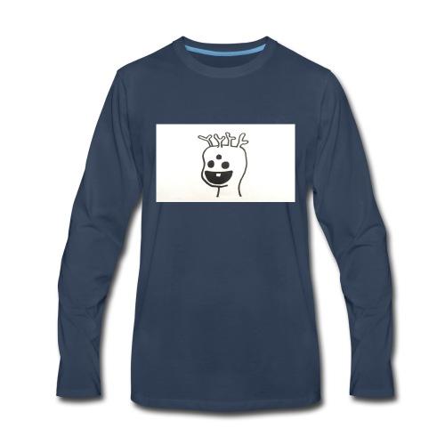 Monster ChanSB - Men's Premium Long Sleeve T-Shirt