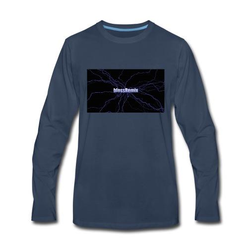 blessRemix hoodie - Men's Premium Long Sleeve T-Shirt