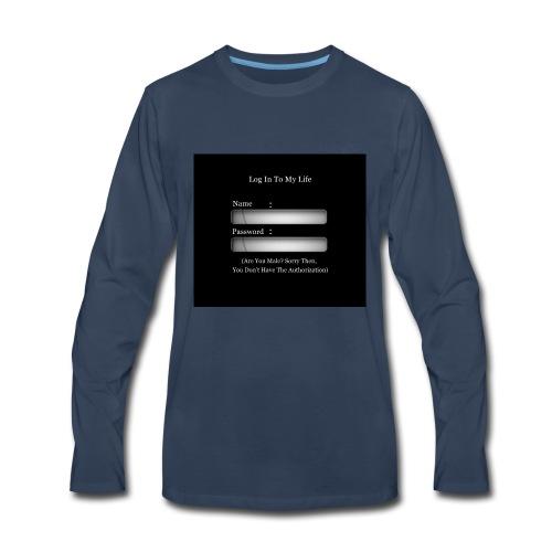New Merch in Order soon - Men's Premium Long Sleeve T-Shirt