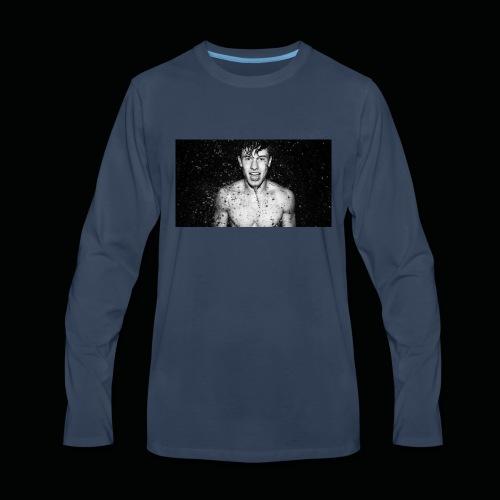 Shirtless Mendes - Men's Premium Long Sleeve T-Shirt