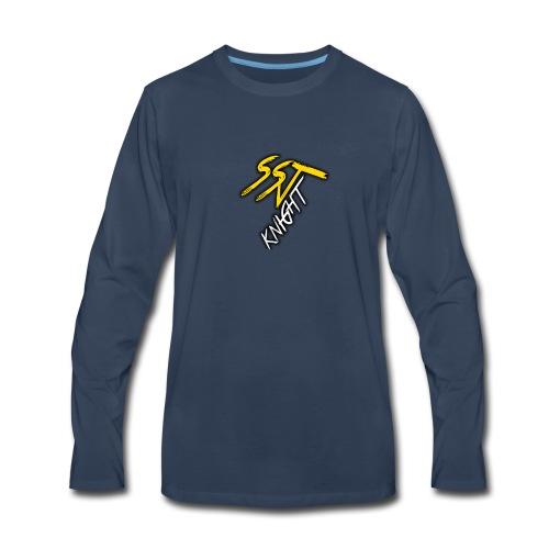 Limited SSJ shirt - Men's Premium Long Sleeve T-Shirt