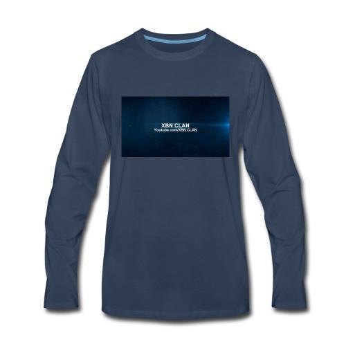 XBN CLAN - Men's Premium Long Sleeve T-Shirt