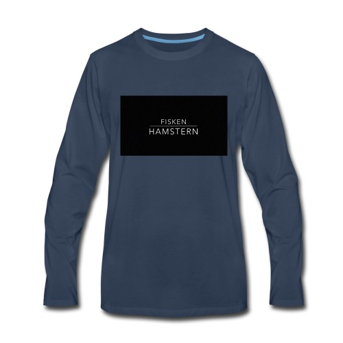 Fisken och Hamstern - Men's Premium Long Sleeve T-Shirt