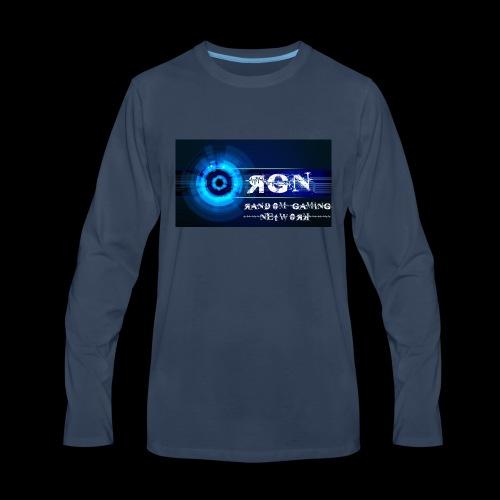 RGN partner gear - Men's Premium Long Sleeve T-Shirt