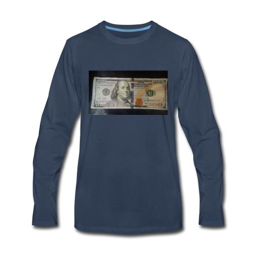 MoneyLife - Men's Premium Long Sleeve T-Shirt